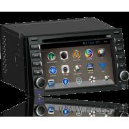 Штатная магнитола для KIA SPORTAGE 2 / CERATO 1 / SORENTO / OPTIMA 2 на Android 4