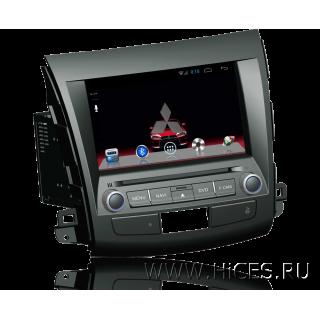 Штатная магнитола для MITSUBISHI OUTLANDER XL на Android 4