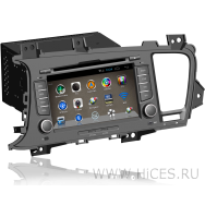 Штатная магнитола для KIA Optima 3 на Android 4