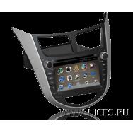 Штатная магнитола для HYUNDAI SOLARIS на Android 4