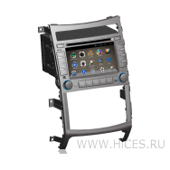 Штатная магнитола для HYUNDAI iX55 / VERACRUZ на Android 4