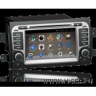 Штатная магнитола для SUZUKI SX4 на Android 4