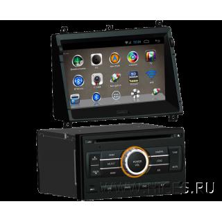 Штатная магнитола для NISSAN X-TRAIL / PATROL на Android 4