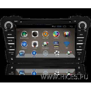 Штатная магнитола для HYUNDAI i40 на Android 4