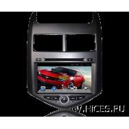 Штатная магнитола для Chevrolet Aveo 3 на Android 4