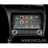 Штатная магнитола для KIA CERATO III (YD) на Android 4