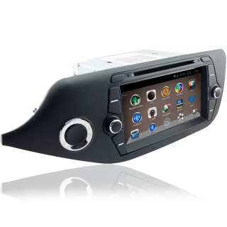 Штатная магнитола для KIA CEE'D II на Android 4