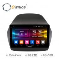 Штатная магнитола Ownice C500+ S1702P для Hyundai ix35 (Android 6.0)