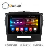 Штатная магнитола Ownice C500+ S9621P для Suzuki Vitara 2 (Android 6.0)