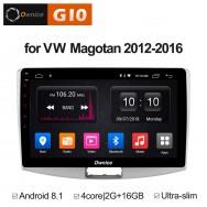 Штатная магнитола Ownice G10 S1901E для Volkswagen Passat b7 (Android 8.1)