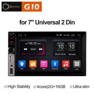 Штатная магнитола Ownice G10 S7006E (Android 8.1)