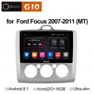 Штатная магнитола Ownice G10 S9201E-M для Ford Focus 2 (Android 8.1)