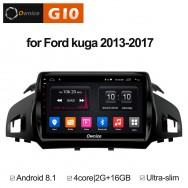 Штатная магнитола Ownice G10 S9203E для Ford Kuga (Android 8.1)