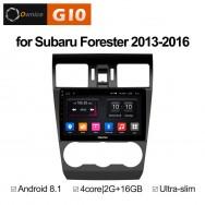 Штатная магнитола Ownice G10 S9511E для Subaru Forester 2013-2016 (Android 8.1)