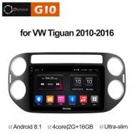 Штатная магнитола Ownice G10 S9908E для Volkswagen Tiguan (Android 8.1)