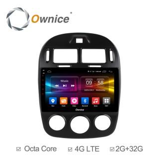 Штатная магнитола Ownice C500+ S1741P для KIA Cerato 2 (Android 6.0)