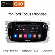 Штатная магнитола Ownice G10 S7282E-S для Ford Focus 2, Mondeo (Android 8.1)