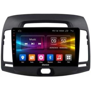 Штатная магнитола Ownice C500+ S9721P для Hyundai Elantra 4 HD (Android 6.0)